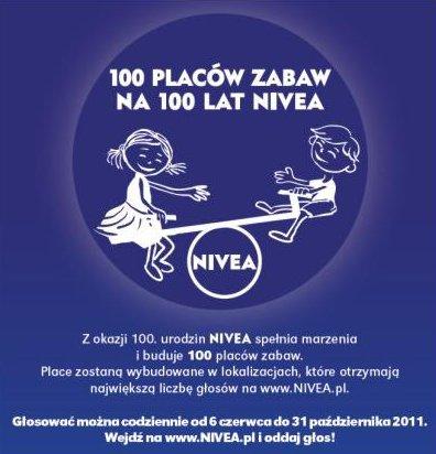 NIVEA głosowanie