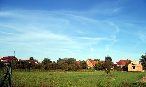 Działki budowlane w Prostyni