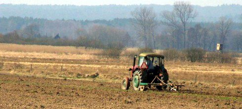 Prace wiosenne w rolnictwie
