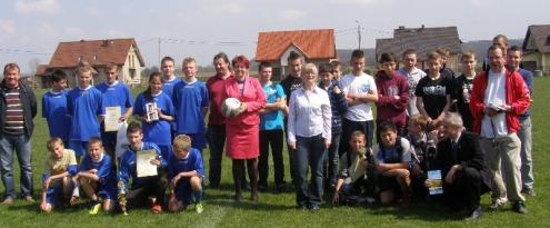 Powiatowy Turniej Piłki Nożnej