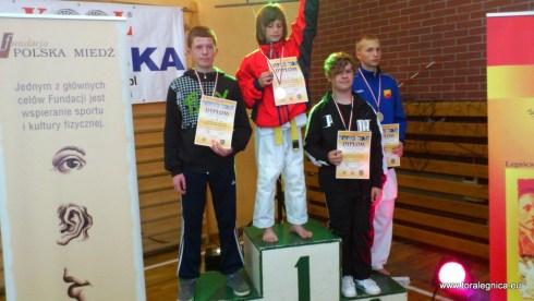 Turniej Karate WKF - Prochowice '2012
