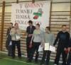 V Mistrzostwa Powiatu Legnickiego w tenisie stołowym