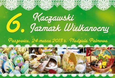 6. Kaczawski Jarmark Wielkanocny