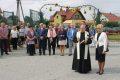 Uroczyste otwarcie po modernizacji boiska sportowego w Krotoszycach