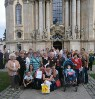 Mieszkańcy Gminy Krotoszyce na XV Jubileuszowej Pielgrzymce osób niepełnosprawnych i przyjaciół w Krzeszowie